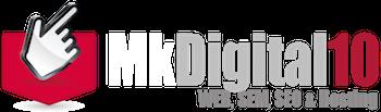 Marketing Digital Querétaro Logotipo Blanco 350px